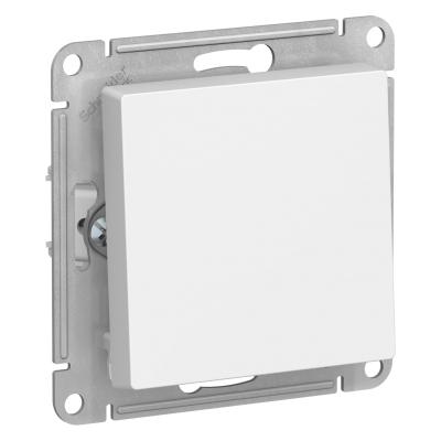 Выключатель Schneider Electric AtlasDesign одноклавишный Белый