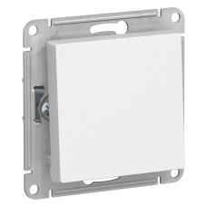 Перекрестный переключатель Schneider Electric AtlasDesign одноклавишный Белый
