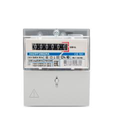 Счетчик эл/энергии 1-фаз. СЕ 101 R5.1 145 М6 220В 5-60А 50Hz кл.1