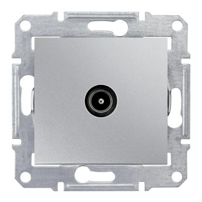 SDN3201660 Розетка TV оконечная алюминий