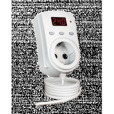 Регулятор температуры ТР-1 16A 3500Вт (-50..+125гр.) DigiTOP