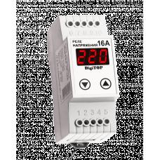 Реле напряжения Vp-16 10A (max16А) DigiTOP