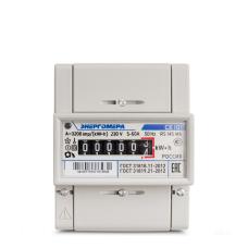 Счетчик эл/энергии 1-фаз. СЕ 101 R5 145 М6 220В 5-60А 50Hz кл.1