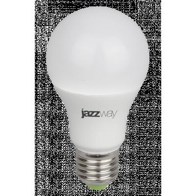 Лампа PPG A60 Agro 9W E27 для растений Jazzway