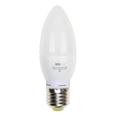 Лампа PLED C37 5W E27 3000K 400lm ECO Jazzway