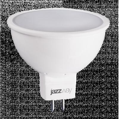 Лампа PLED GU5.3 5W 4000K 400Lm ECO Jazzway