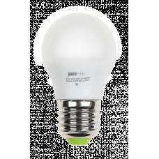 Лампа PLED G45 5W E14 3000K ECO Jazzway