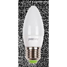 Лампа PLED C37 7W E14 3000K 530Lm Jazzway