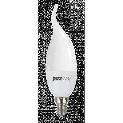 Лампа PLED CA37 7W E14 4000K 560Lm Jazzway