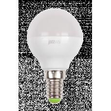 Лампа PLED G45 7W E14 3000K 530Lm Jazzway