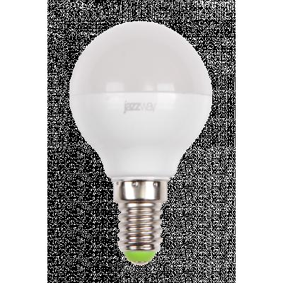 Лампа PLED G45 7W E14 5000K 560Lm Jazzway