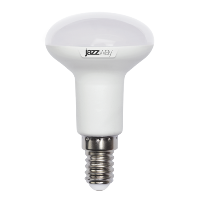 Лампа PLED R50 7W E14 5000K 540Lm Jazzway