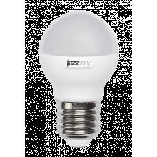 Лампа PLED G45 7W E27 3000K 530Lm Jazzway
