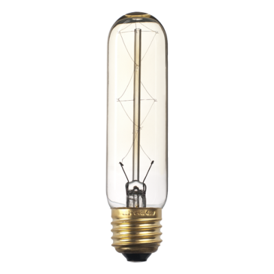 Лампа RETRO T30/130 E27 60W Gold Jazzway