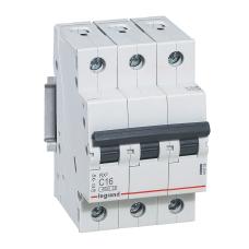 Выключатель автомат.RX3 3Р 32А Legrand