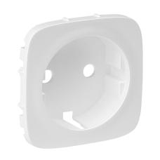 Лицевая панель розетки Legrand Valena Allure Белый