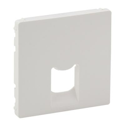 Лицевая панель информационной розетки 8P8C/6P4C Legrand Valena Life Белый