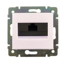 Информационная розетка Legrand Valena Classic 8P8C (Интернет) Белый