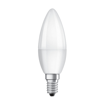 Лампа PLED C37 6,5W E14 3000K 550Lm Radium (OSRAM)