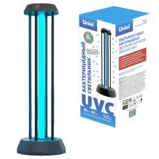 Светильник ультрафиолет/бактерицид.36W настол.c озонированием 185нм UGL-T01A-36W/UVCO Uniel